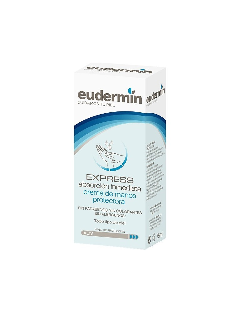 EUDERMIN CREMA DE MANOS EXPRESS 75ML