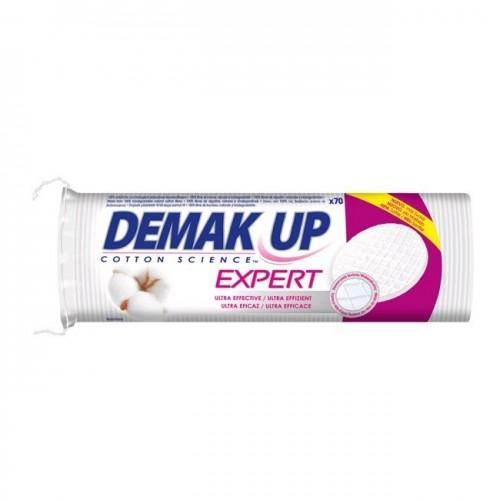 DEMAK UP DISCOS DESMAQUILLAR NORMAL 70 UDS