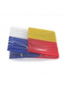 PINZAS ROPA PLASTICO GIGANTE PEGGY PAMEX 20 UDS. (9,2 CM)