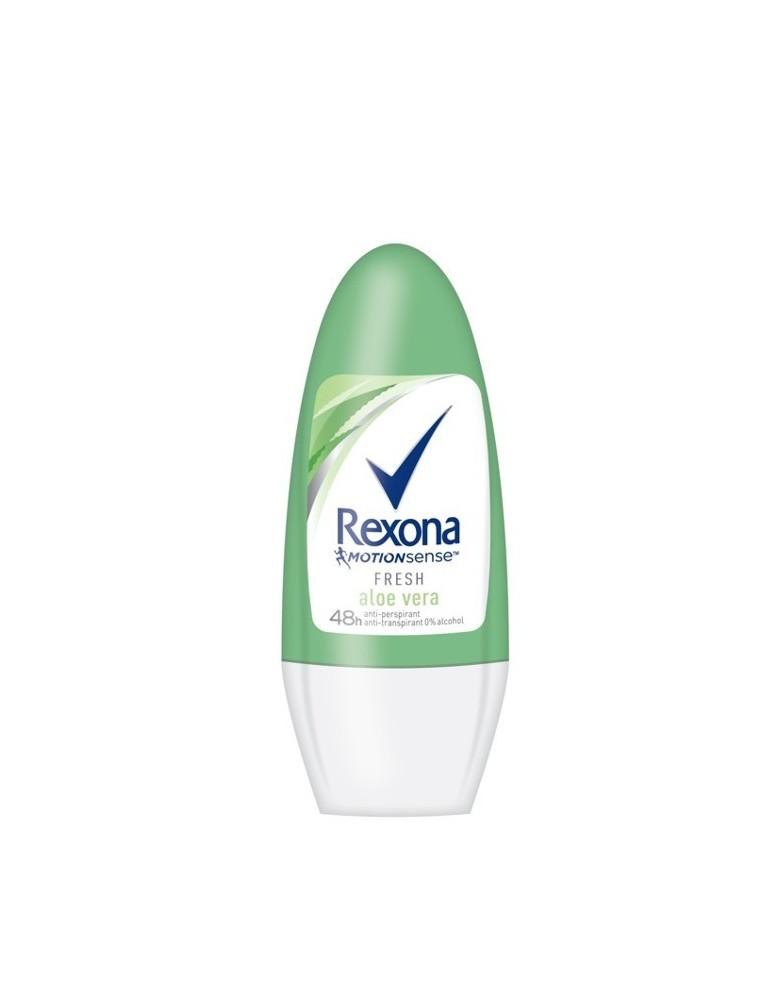 REXONA DESODORANTE ROLLON WOMAN ALOE VERA 50ML