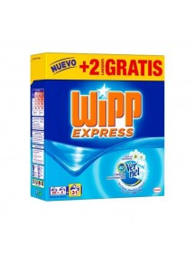 WIPP DETERGENTE POLVO 29+2 CACITOS FRESCOR VERNEL