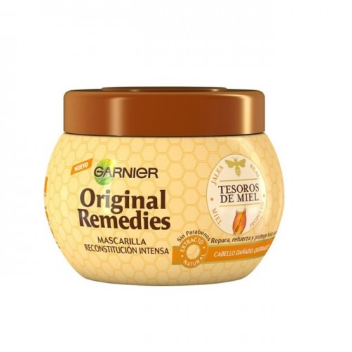 ORIGINAL REMEDIES MASCARILLA TESOROS DE MIEL 300ML