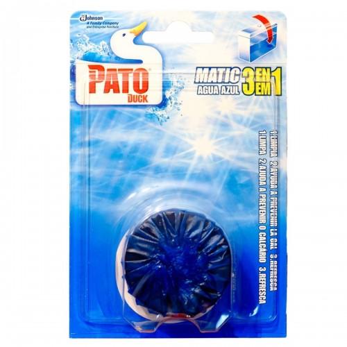 PATO MATIC AZUL 1 PASTILLA CISTERNA WC