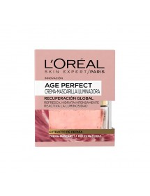 LOREAL AGE PERFECT CREMA MASCARILLA PIEL MADURA 50ML