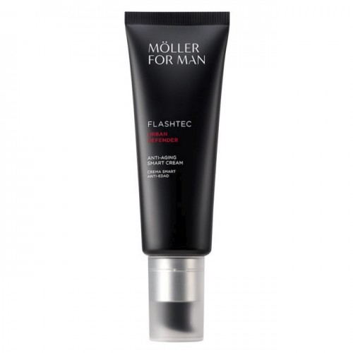 MOLLER FOR MAN CREMA SMART ANTI-EDAD 50ML