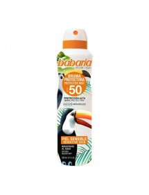 BABARIA SOLAR BRUMA TROPICAL F50 200ML
