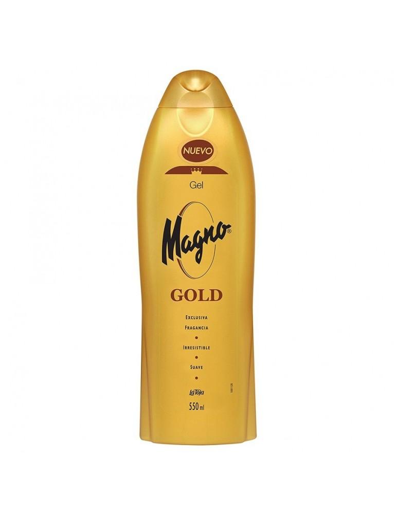 MAGNO GEL DE BAÑO 550ML GOLD
