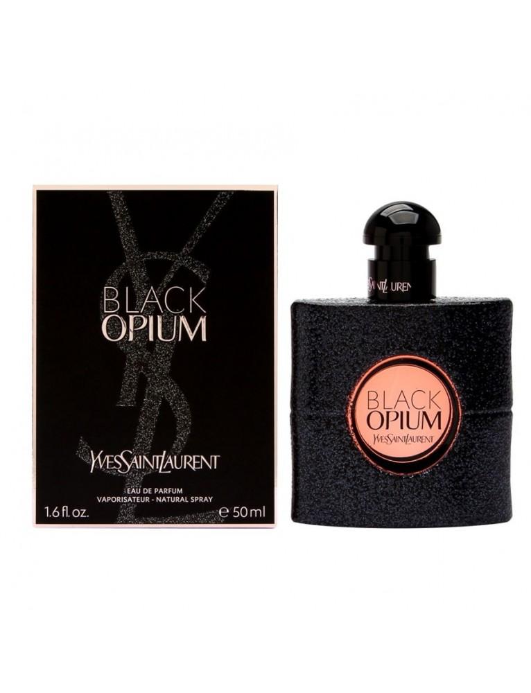 OPIUM BLACK YSL EDP FEME VAP 50ML