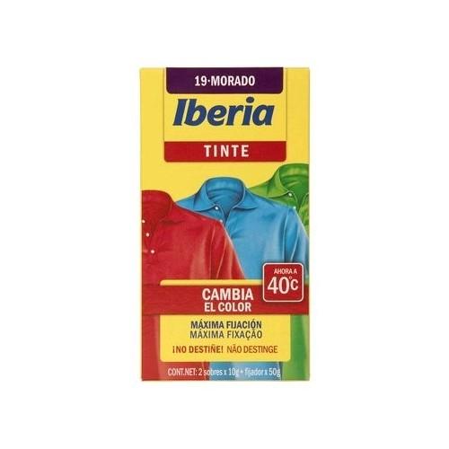 IBERIA TINTE DE ROPA 40º MORADO