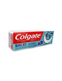 COLGATE PASTA DENTIFRICA 50ML SONRISAS JUNIOR +6 AÑOS.