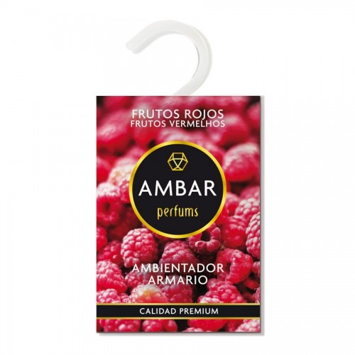 AMBAR AMBIENTADOR DE ARMARIO EN SOBRE FRUTOS ROJOS