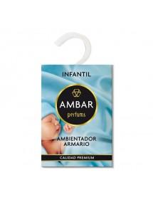 AMBAR AMBIENTADOR DE ARMARIO EN SOBRE INFANTIL
