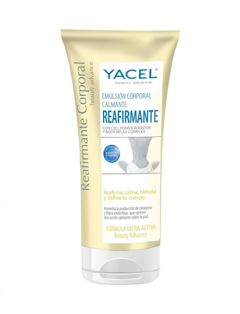 YACEL REAFIRMANTE CORPORAL EMULSION CALMANTE 200ML