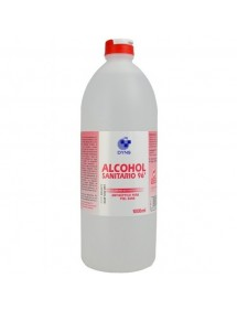 ALCOHOL SANITARIO 1 LITRO 96º