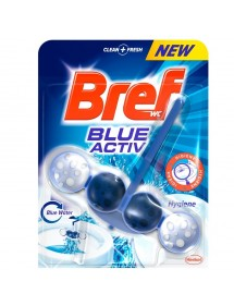 BREF COLGADOR WC PACK 1 BLUE ACTIV
