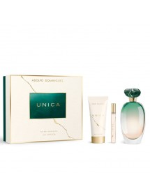 UNICA VAP 100ML+BODY 75ML+MINI 10ML ADOLFO DOMINGUEZ