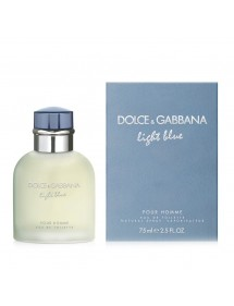 LIGHT BLUE HOME EDT VAP 75ML