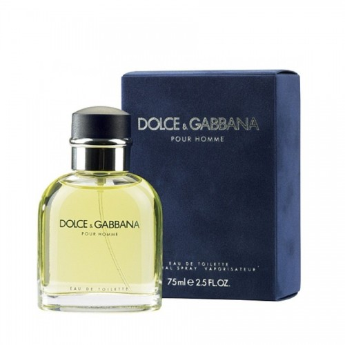 DOLCE GABBANA MEN EDT VAP 75ML