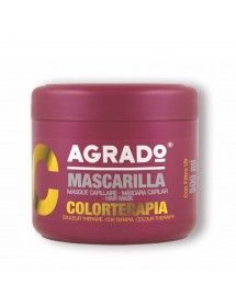 AGRADO MASCARILLA CAPILAR COLORTERAPIA 500ML
