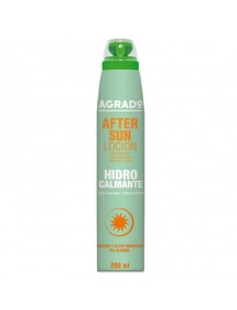 AGRADO SOLAR AFTER SUN HIDROCALMANTE AEROSOL 200ML