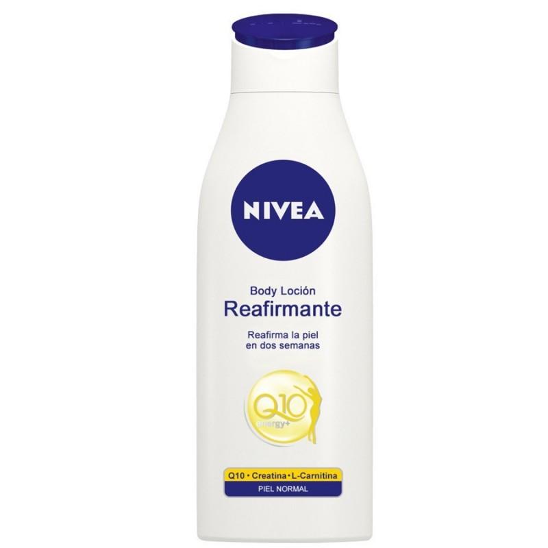 NIVEA BODY MILK 400ML REAFIRMANTE Q10 PIEL NORMAL