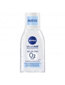 NIVEA DESMAQUILLADOR DE OJOS GEL MICELAR OIL-FREE 125ML