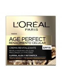 LOREAL AGE PERFECT CELULAR PIEL MADURA DIA SPF-15 50ML