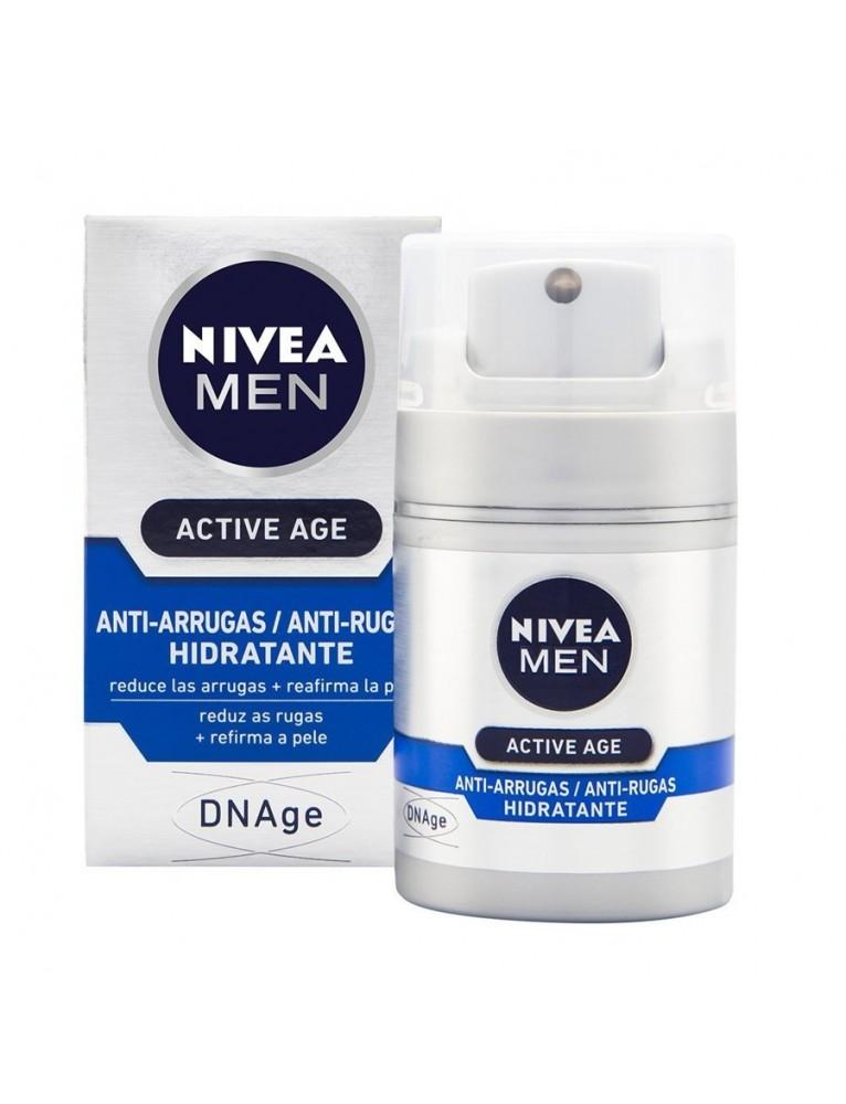 NIVEA FOR MEN DNAGE CREMA ANTIARRUGAS 50ML