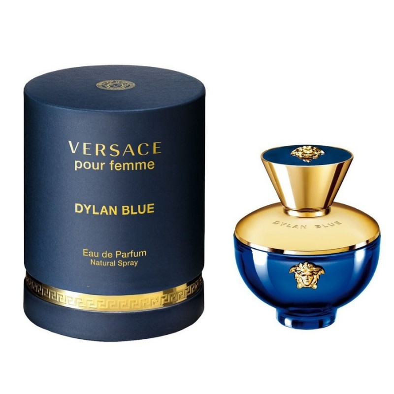 VERSACE DYLAN BLUE POUR FEMME EDP VAP 100ML