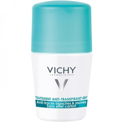 VICHY DESODORANTE ROLL-ON ANTI-TRANSPIRANTE ANTI-MANCHA 50ML