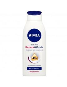 NIVEA BODY MILK 400ML REPARA & CUIDA