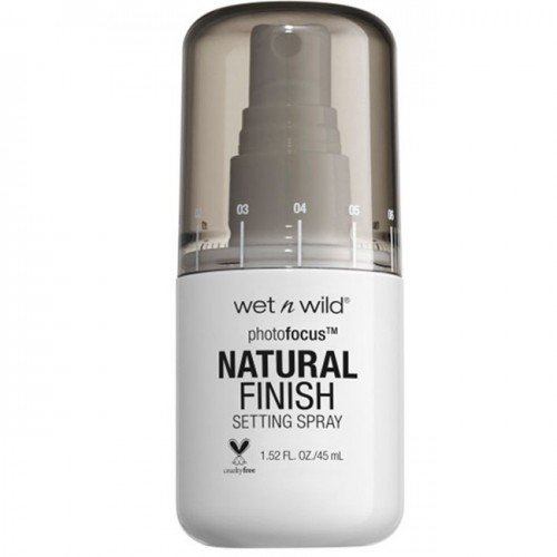 WNW PHOTO FOCUS SETTING SPRAY NATURAL FINISH SEAL THE DEAL