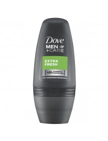 DOVE DESODORANTE ROLLON 50ML MEN EXTRA FRESH