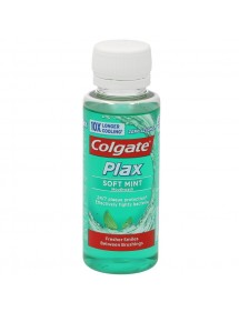 COLGATE ENJUAGUE BUCAL 100ML SOFT MINT (VIAJE)