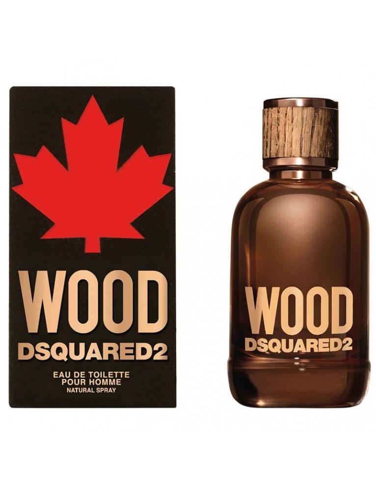 DSQUARED2 WOOD POUR HOMME EDT VAP 100ML