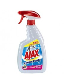 AJAX SHOWER POWER LIMPIADOR DUCHA PISTOLA 500ML