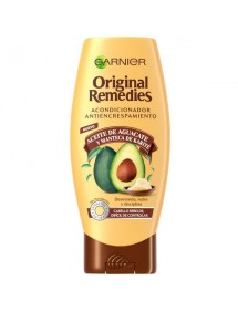 ORIGINAL REMEDIES ACONDICIONADOR 250ML AGUACATE Y MANTECA DE