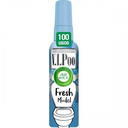AIR WICK VIPOO AMBIENTADOR PARA EL WC MODEL SPRAY 75ML