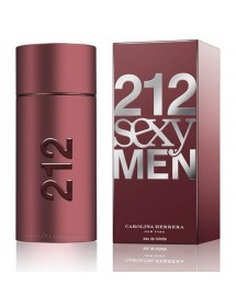 212 SEXY MEN EDT VAP 100ML