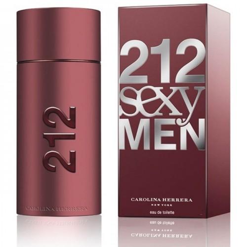 212 SEXY MEN EDT VAP 100ML