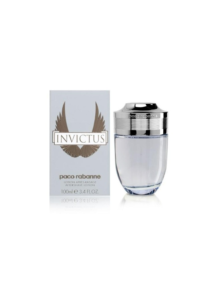 INVICTUS PACO RABANNE A/SHAVE LOTION 100ML