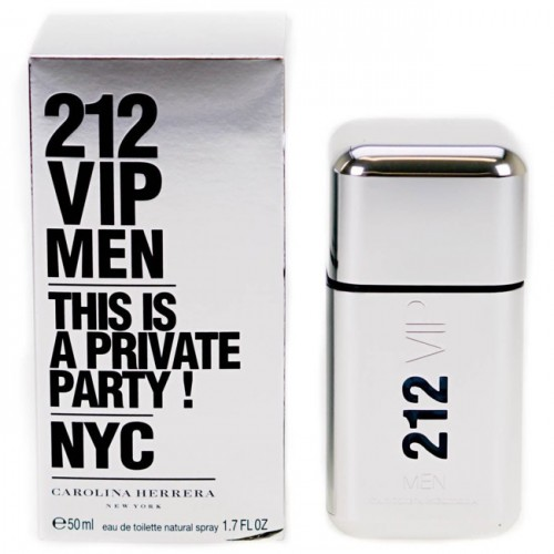 212 VIP MEN EDT VAP 50ML