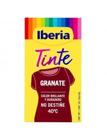 IBERIA TINTE DE ROPA 40º GRANATE