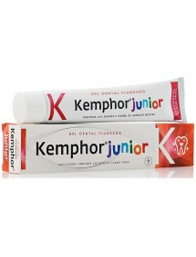 KEMPHOR PASTA 75 ML JUNIOR (PARA TODAS LAS EDADES)