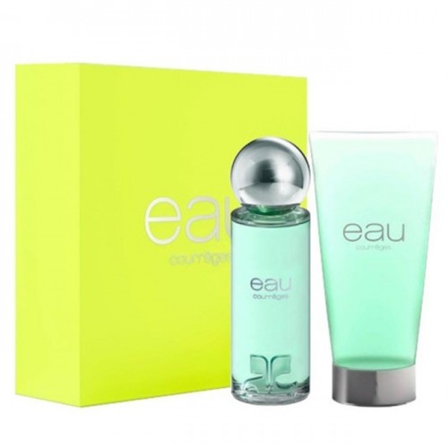 EAU DE COURREGES EDT VAP 90ML+GEL 150ML