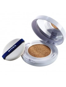 NIVEA Q10 PLUS CUSHION 3EN1 TONO MEDIO 02 15GRS.