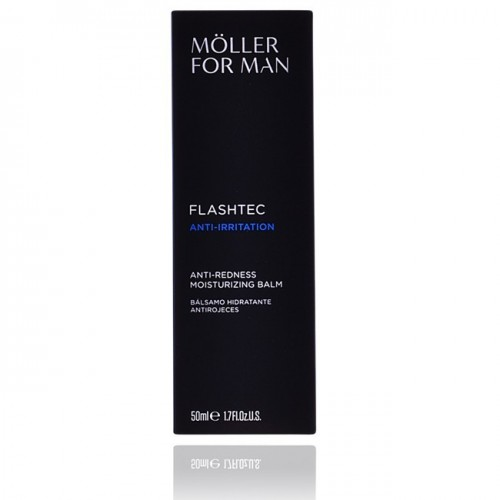 MOLLER FOR MAN BALSAMO HIDRATANTE ANTI-ROJECES 50ML