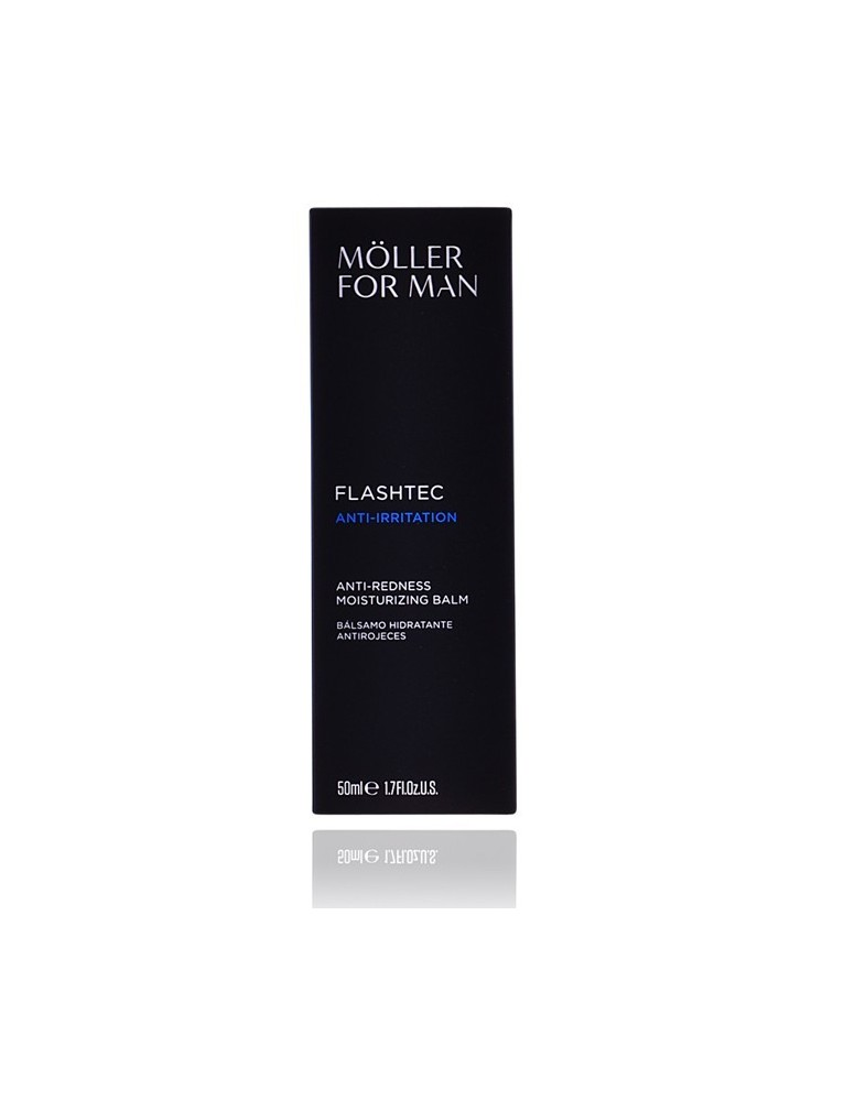 MOLLER FOR MAN BALSAMO HIDRATANTE ANTI-ROJECES 50ML