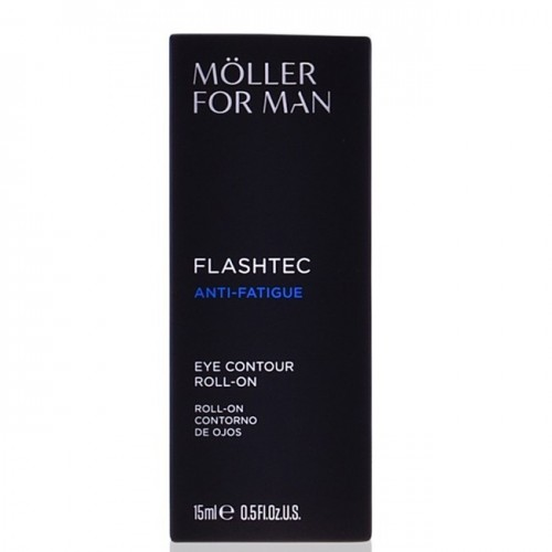 MOLLER FOR MAN CONTORNO DE OJOS ROLL-ON 15ML (EYE CONTOUR)