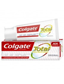 COLGATE PASTA DENTIFRICA TOTAL ORIGINAL 50ML